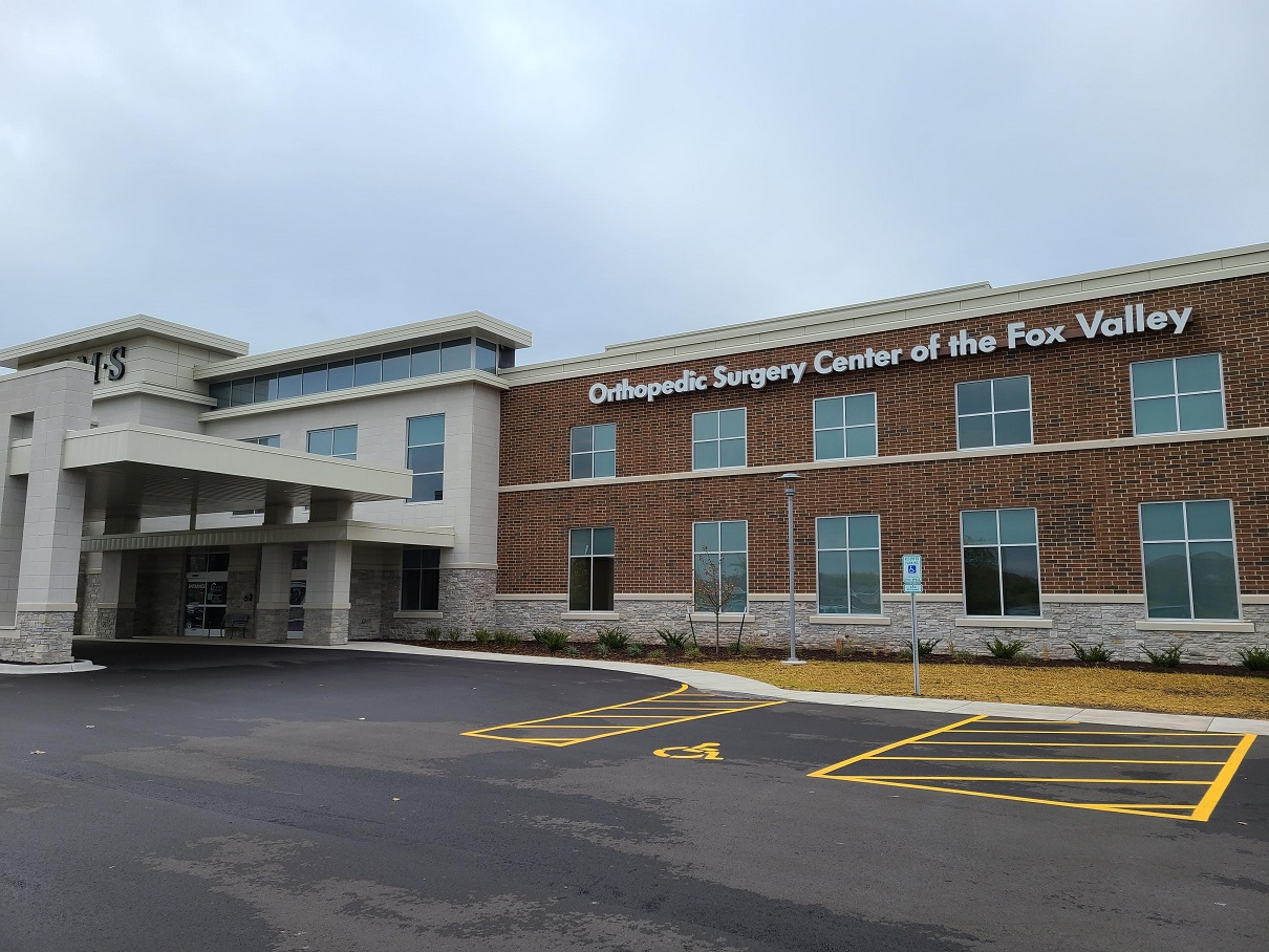orthopedic surgery center of the fox valley
